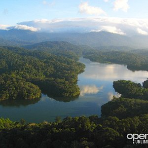 Hike up to a breathtaking view just 45mins from KL city