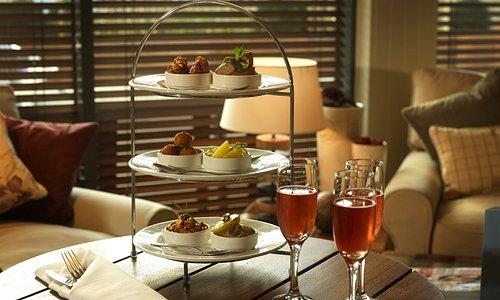 Try our divine Verbena Spa menu