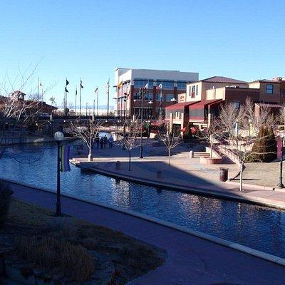 Historic Arkansas Riverwalk- Pueblo