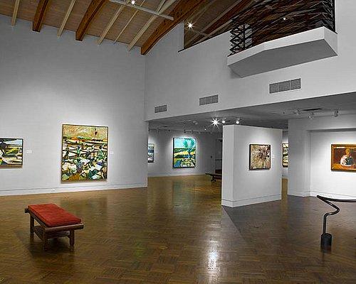 Contemporary galleries of Monterey Museum of Art-La Mirada