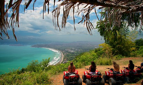 ATV Tours and Beach Safaris.