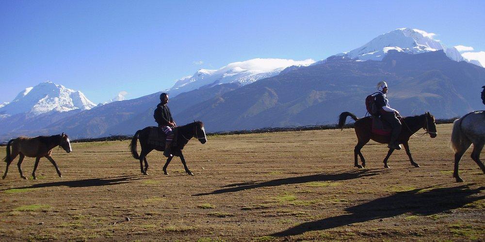 Cordillera Blanca Huaraz