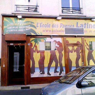 Parisラテンダンススタジオ