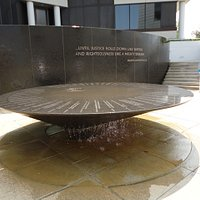 Montgomery Civil Rights Memorial
