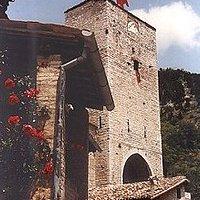 Museo Torre di Porta Romana da via Cavarello