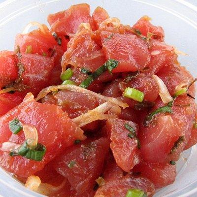 Amazing tuna...