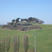 Panorama di Laviano