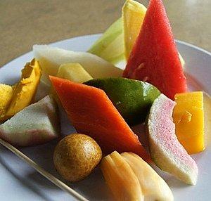 フルーツ食べ放題だい