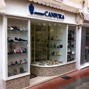 Canfora on Via Camerelle