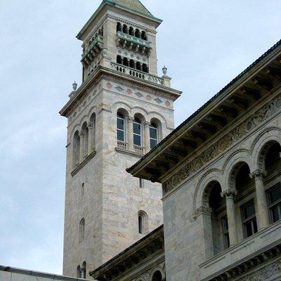 Court House Tower, Savannah, Georgia