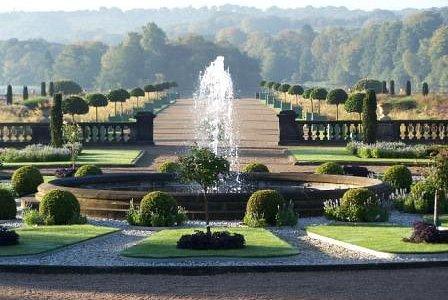 The Italian Garden at Trentham Gardens