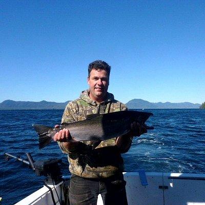 April King Salmon