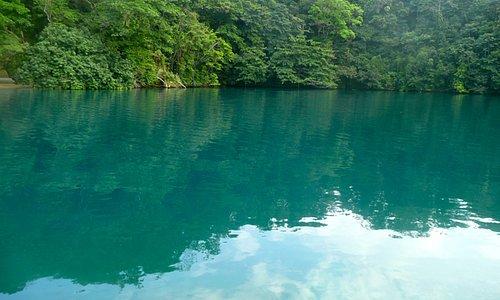Blue Lagoon, Port Antonio Jamaica April 2011