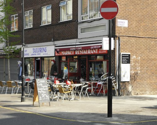 Market Cafe - For a tasty, inexpensive breakfast where the locals eat.