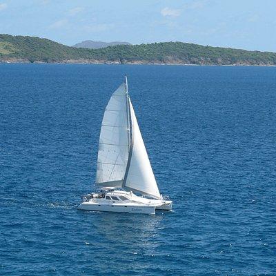 scubadu under sail