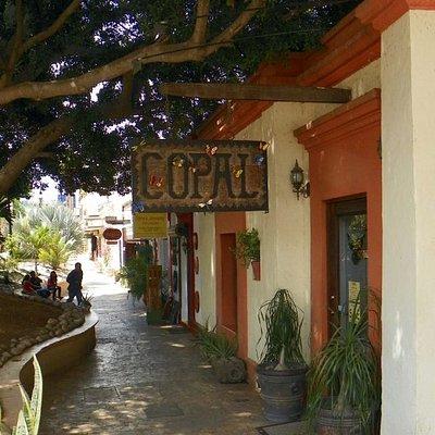 Copal facade