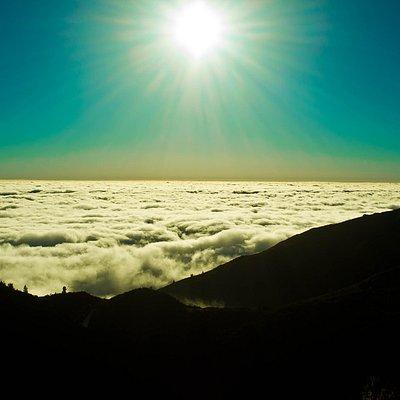 Sunset Pico Ruivo