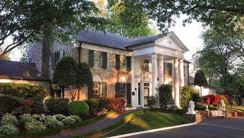 Elvis Presley's Home, Graceland