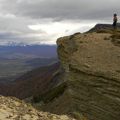 Mirador a más de 800 metros de altura