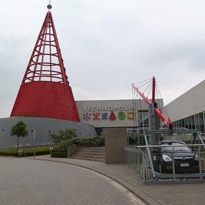 The Technopolis Centre at Mechelen near Brussels