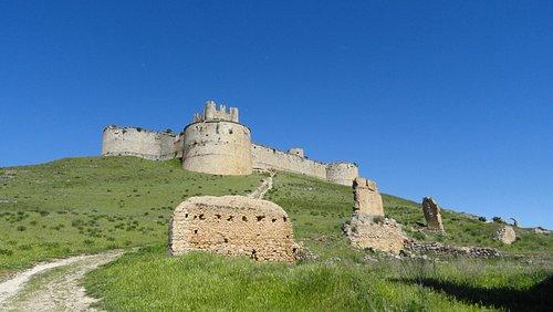 Castillo de Berlanga de Duero  Soria