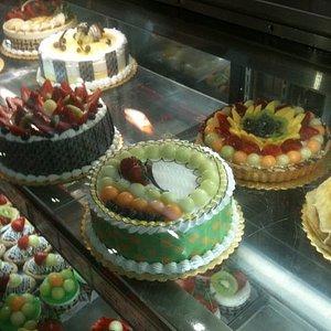 dessert on our tour