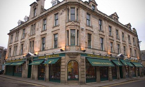 Gordon & MacPhail Retail Shop