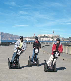 Wharf & Waterfront Guided Segway Tour in San Francisco