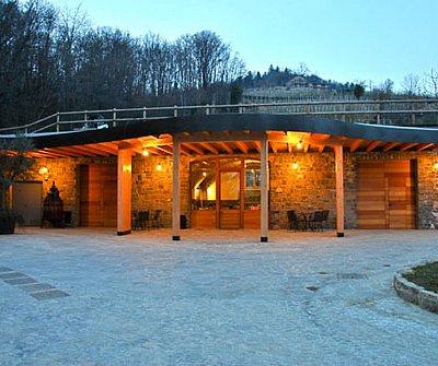 The cellar outdoor