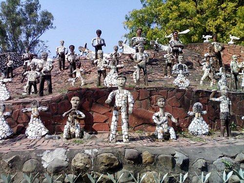 Some Sculptors at Rock Garden