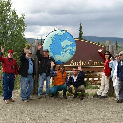 Join us for a tour to Arctic Circle!