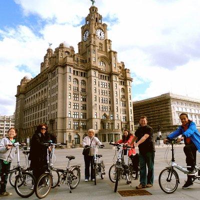 Happy Cycle Tourers!