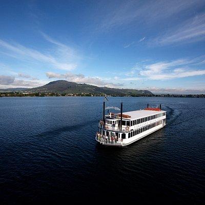 Lakeland Queen Lake Rotorua