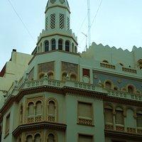 Palacio Arabe   Mar del Plata
