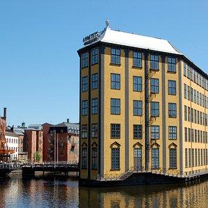 Arbetets museum- Norrköping