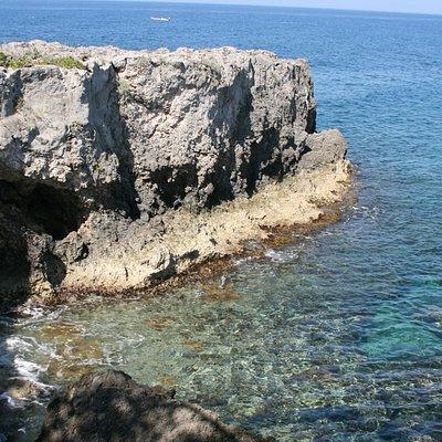 Clear Caribbean Ocean
