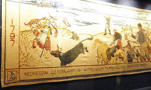The Last Invasion Tapestry