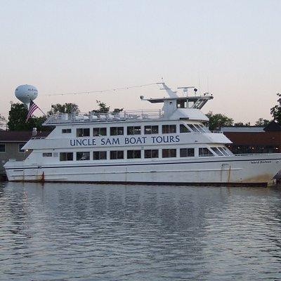 Uncle Sam Boat