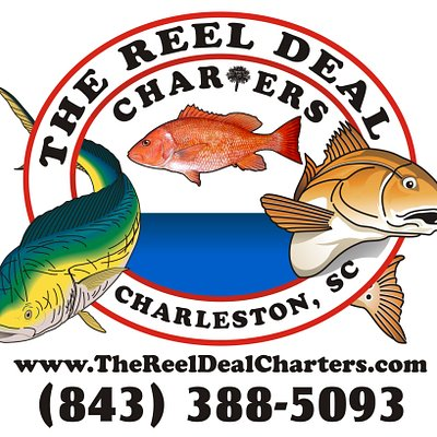 The Reel Deal Charters  Charleston, SC