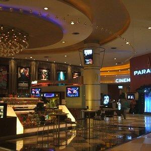 the grand cinema hall