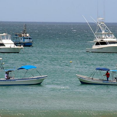 Gabriela IV and Gabriela V-Ready to fish and surf in style.