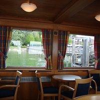 Interior of Ferry Boat