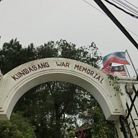 Kundasang War Memorial entrance