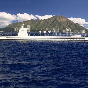 Experience Our Hawaii! • #atlantishawaii #hawaii #oahu #waikiki #honolulu #undersea #submarine