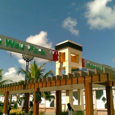 Entrance to Embarcadero