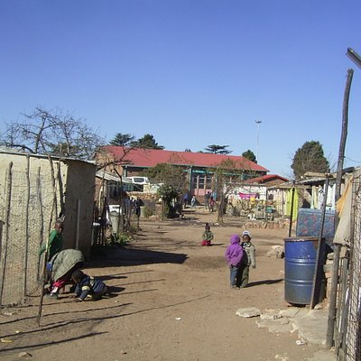 streets of Soweto