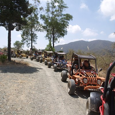Buggy Safari Marbella On Tour