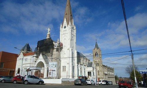 1-Iglesia  Stella Maris    Mar del Plata.