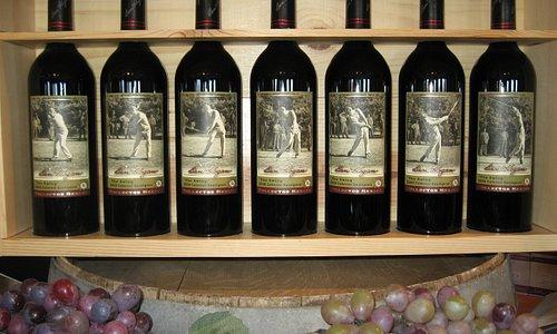 Ben Hogan Labeled Bottles