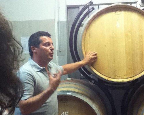il produttore racconta il suo vino